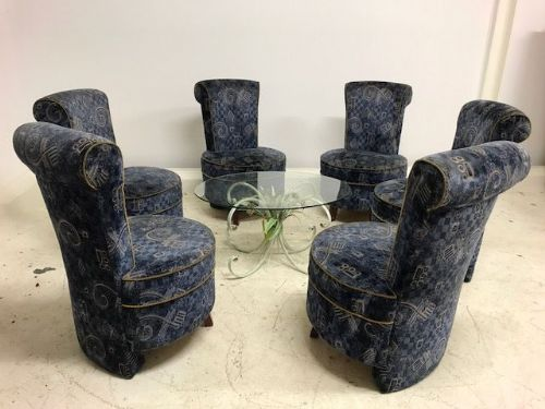 Set of Six French Chairs - ha81